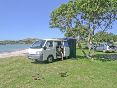 Discount Campervan New Zealand