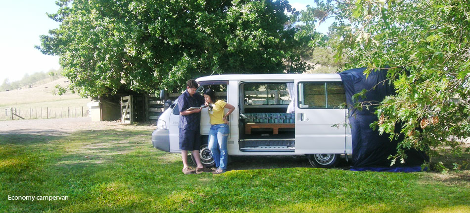 Campervan Hire NZ, Camper Van Rental NZ, Rent a campervan in New Zealand